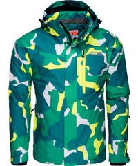 Zimní bunda pánská NORDBLANC Hills - NBWJM4505 MZE