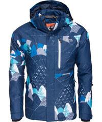 Zimní bunda pánská NORDBLANC Hills - NBWJM4505 ZEM