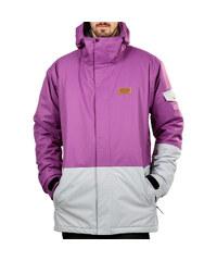 Zimní bunda pánská FUNSTORM CLUNY 36 fuchsiová