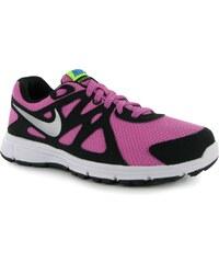 Nike Revolution 2 dětské Girls Running Shoes Red/Purple