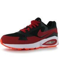 Nike Air Max ST dětské running shoes Black/Red