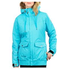 Zimní bunda dámská FUNSTORM APLANDE 13 tyrkysová