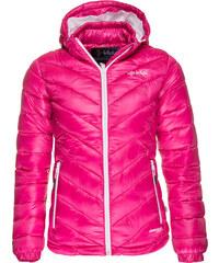 Zimní prošívaná bunda dámská Kilpi KITTI PNK