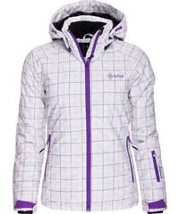 Zimní bunda dámská Kilpi HILMA WHT