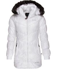 Zimní kabát dámský Kilpi RETONA WHT