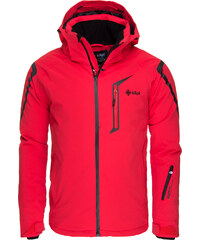 Zimní bunda pánská Kilpi PELTO RED