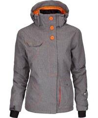 Zimní bunda dámská WOOX Fine Ladies' Jacket Grey
