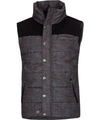 Zimní vesta pánská WOOX Street Padding Men's Grey