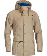 Zimní bunda pánská WOOX Quentin Men's Parka Sand