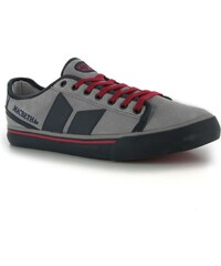 MacBeth James Suede pánské Skate Shoes Grey/Midnight