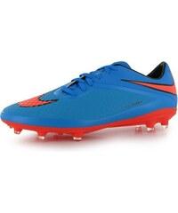 Kopačky Nike Hypervenom Phelon FG Clear/Crmsn/Blu
