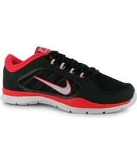 boty Nike Flex 4 dámské Black/Plat/Red
