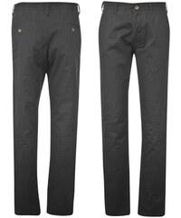 Kangol Chino Trousers Black