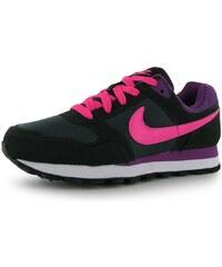 Nike MD Runner dětské Girls Anthrac/Pink