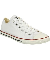 boty boty Converse All Star OX Lean Unisex White
