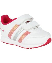 adidas Neo Neo VL Switch Infant Trainers White/Pink