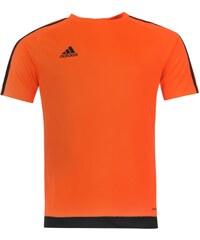 Funkční Triko pánské adidas Estro Solar Orange