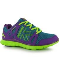 boty Karrimor Duma 2 dámské Running Shoes Teal/Purple