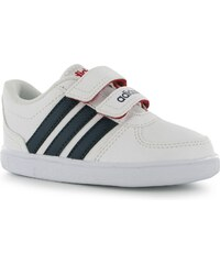 adidas Hoops infants Trainers White/Navy