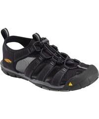 Sandály outdoorové pánské KEEN Clearwater CNX M Black/Gargoyle