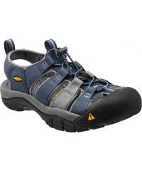 Pánské outdoorové sandály KEEN Newport H2 M midnight navy/neutral gray