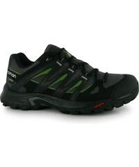 Outdoorové boty pánské Salomon Eskape GTX TT/Black/Green