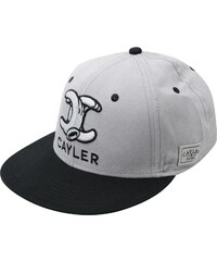 Cayler and Sons Still No1 Cap pánské Grey/Black