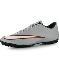 Fotbalové turfy Nike Mercurial Victory CR7 TF Silver
