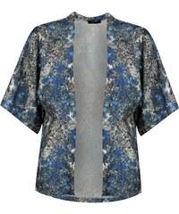 Triko Firetrap Crop Kimono Diffused Ditsy