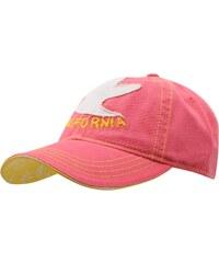 SoulCal Sunset Cap dámské Pink/Yellow