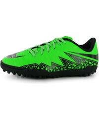 boty Nike Hypervenom Phelon dětské Astro Turf Green/Black