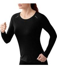 Funkční triko dámské Smartwool PhD Ultra Light Long Sleeve Black