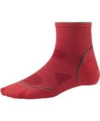 Ponožky dámské Smartwool PhD Outdoor Ultra Light Mini Hibiscus