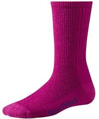 Ponožky Smartwool Women's Hike Ultra Light Crew Berry