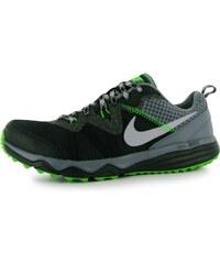 boty Nike Dual Fusion pánské Trail Running Shoes Black/Silv/Grey