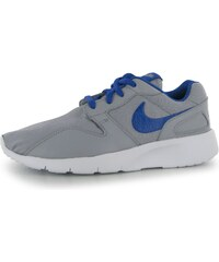 Nike Kaishi Run dětské Trainers Grey/Royal