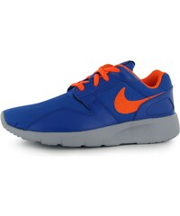 Nike Kaishi Run dětské Trainers Royal/Orange