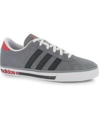 boty adidas Daily Team Suede Grey/Blk/Red
