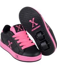 Sidewalk Sport Sport Lane Girls Wheeled Skate Shoes Black/Pink
