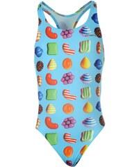 Maru Pacer Raceback Swimsuit dětské Girls Candy
