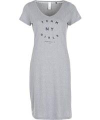 Skiny Nachthemd stone grey melange