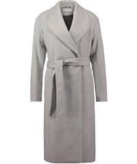 mint&berry Wollmantel / klassischer Mantel dark grey melange