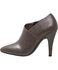 Enza Nucci High Heel Stiefelette taupe