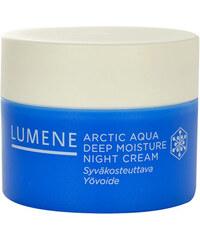 Lumene Arctic Aqua Deep Moisture Night Cream 50ml Noční krém na všechny typy pleti W Pro všechny typy pleti