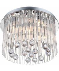 Lesara LED-Deckenleuchte mit Kristallen