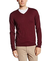 SELECTED HOMME Herren Pullover Tower Aus Cotton V - neck Noos Id
