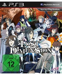 Atlus Playstation 3 - Spiel »Lost Dimension«