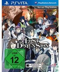 Atlus Playstation Vita - Spiel »Lost Dimension«