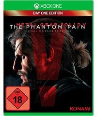 KONAMI Metal Gear Solid V: The Phantom Pain Day 1 Edition Xbox One
