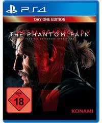 KONAMI Metal Gear Solid V: The Phantom Pain Day 1 Edition PlayStation 4